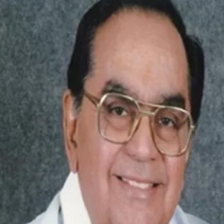 Dr. B. Krishna Rau