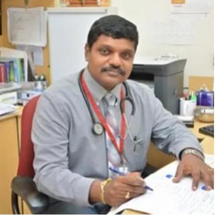 Dr. K. Satish Srinivas