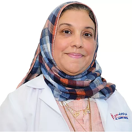 Dr. Nibal Hamad