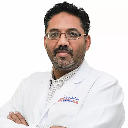 Dr. Syed Hasnain Haider-Shah